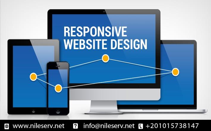تصميم الويب سريع الاستجابه